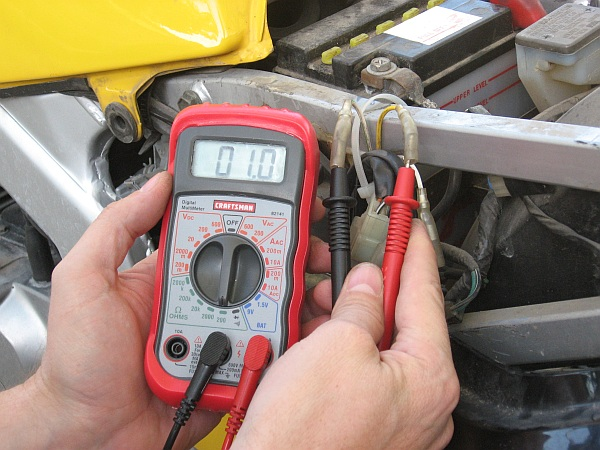 how to test the charging system How To Test Wiring Harness With Multimeter 17) set your multimeter to read ac voltage (vac), in the lowest range that's equal to or greater than 100 (that's 200 on my meter ) how to test wiring harness with multimeter